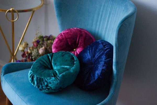 10 Ways To Use Velvet For A Luxe Feel