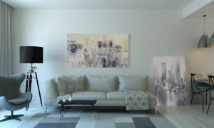How To Make Use Of Large Wall Art In Your Cosy House?
