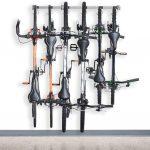 wall mounted bike storage