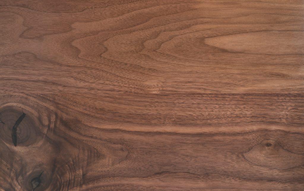 black walnut wood texture with oil finish