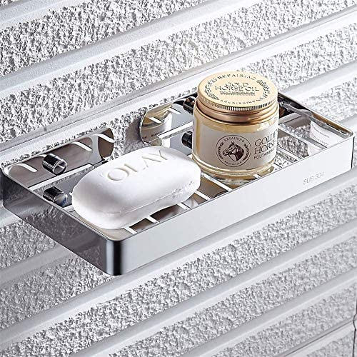 zhmmfwc Bathroom Stainless Steel Soap Holder