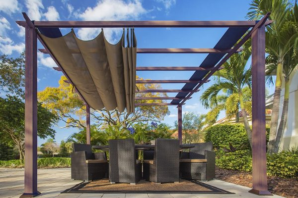 15 Best Pergola Kits: 2020 Edition