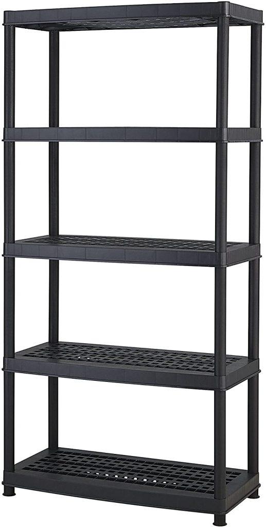 Freestanding Shelf