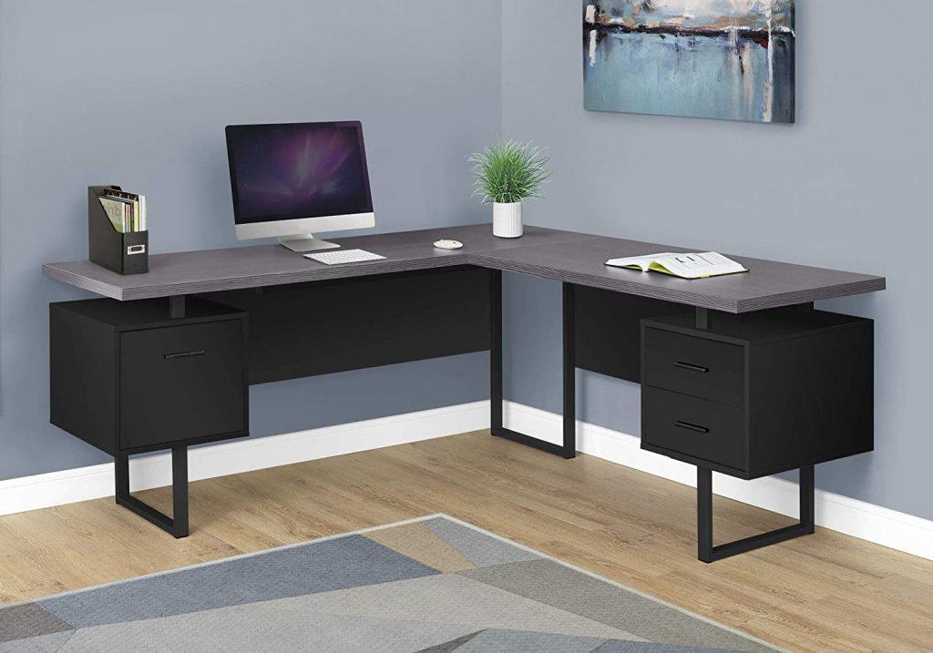 Computer Desk L-Shaped Corner Desk