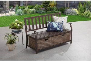 20 Best Outdoor Cushion Storage Bench To Buy