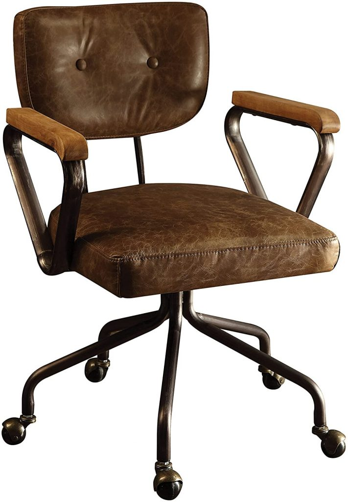 ACME Leather Office Chair