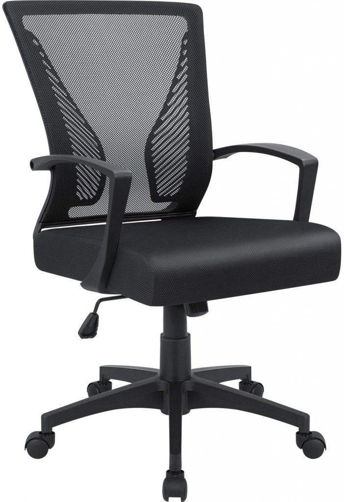 Furmax Ergonomic Mesh Chair with Armrest