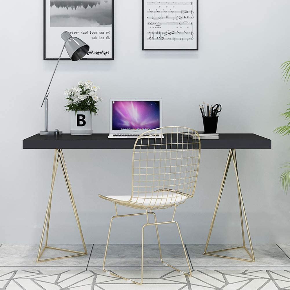 CDTO Solid Wood Modern Nordic Office Table