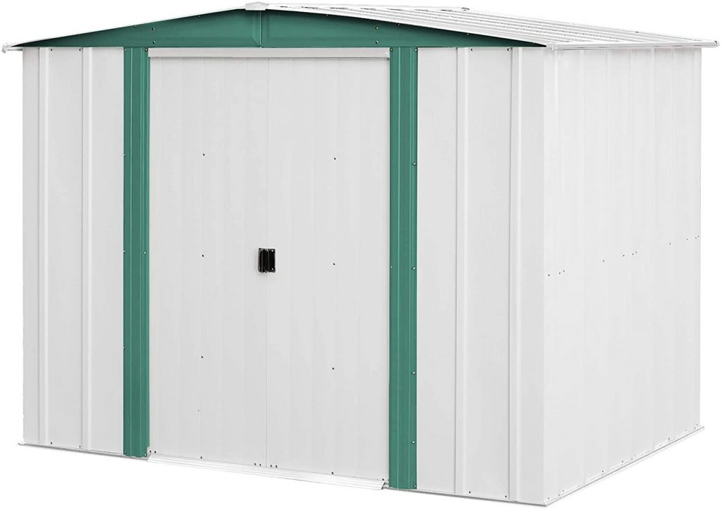 Arrow 8' x 6' Hamlet Storage Shed