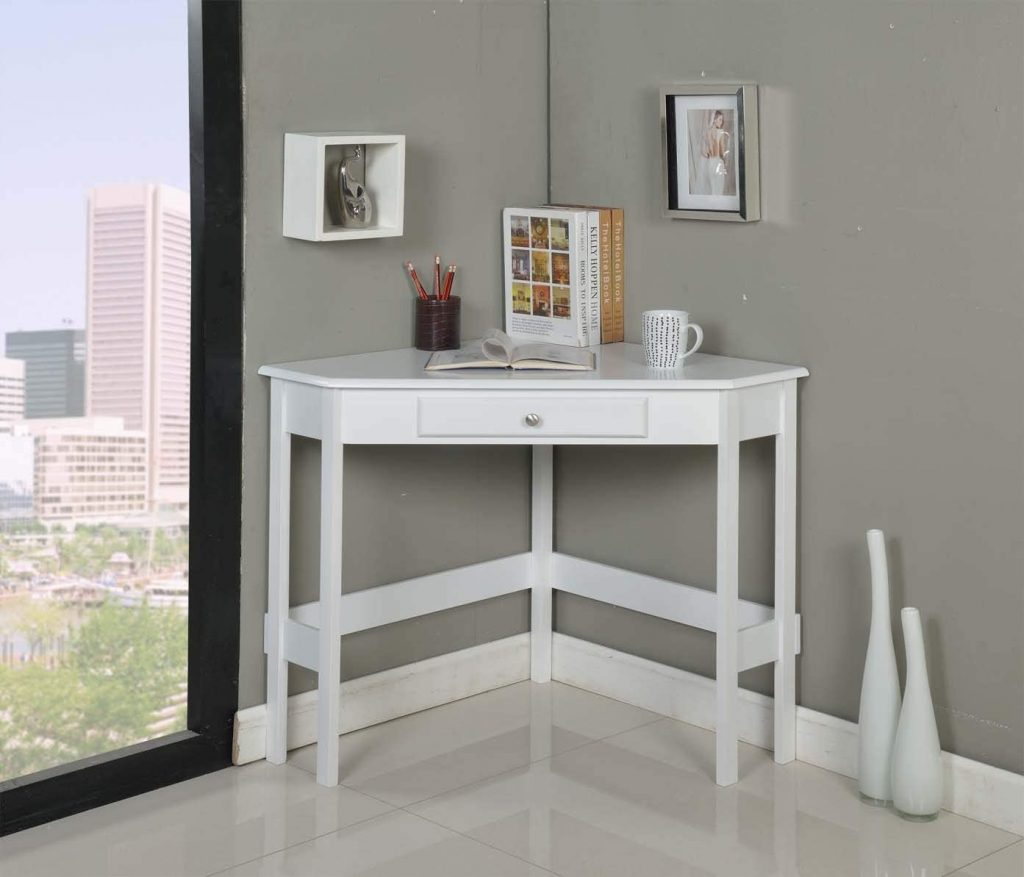 Corner Desk by Kings Brand Furniture
