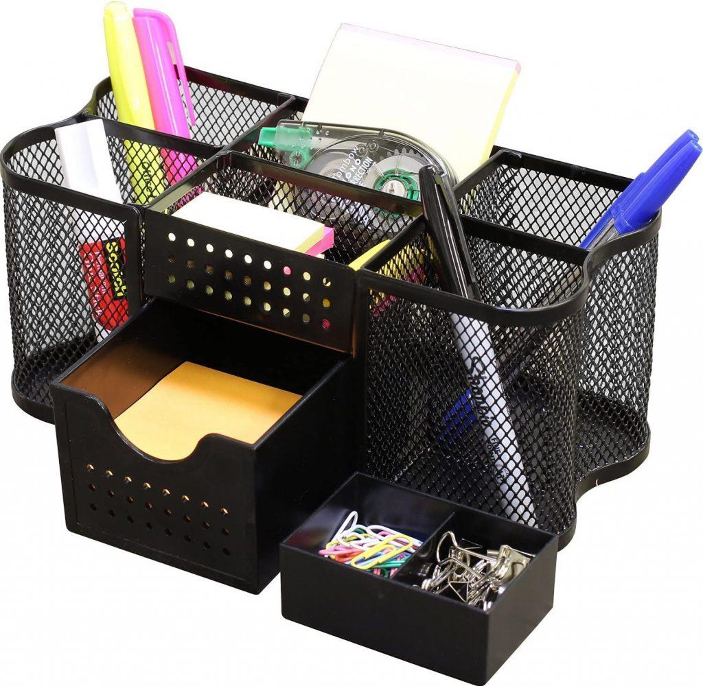 Desk Supplies Organizer