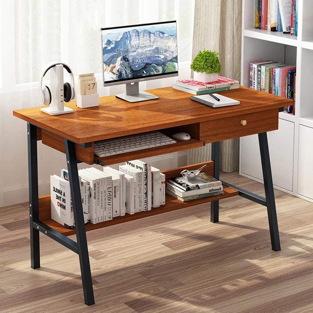XM&LZ Stylish Wooden Computer Desk