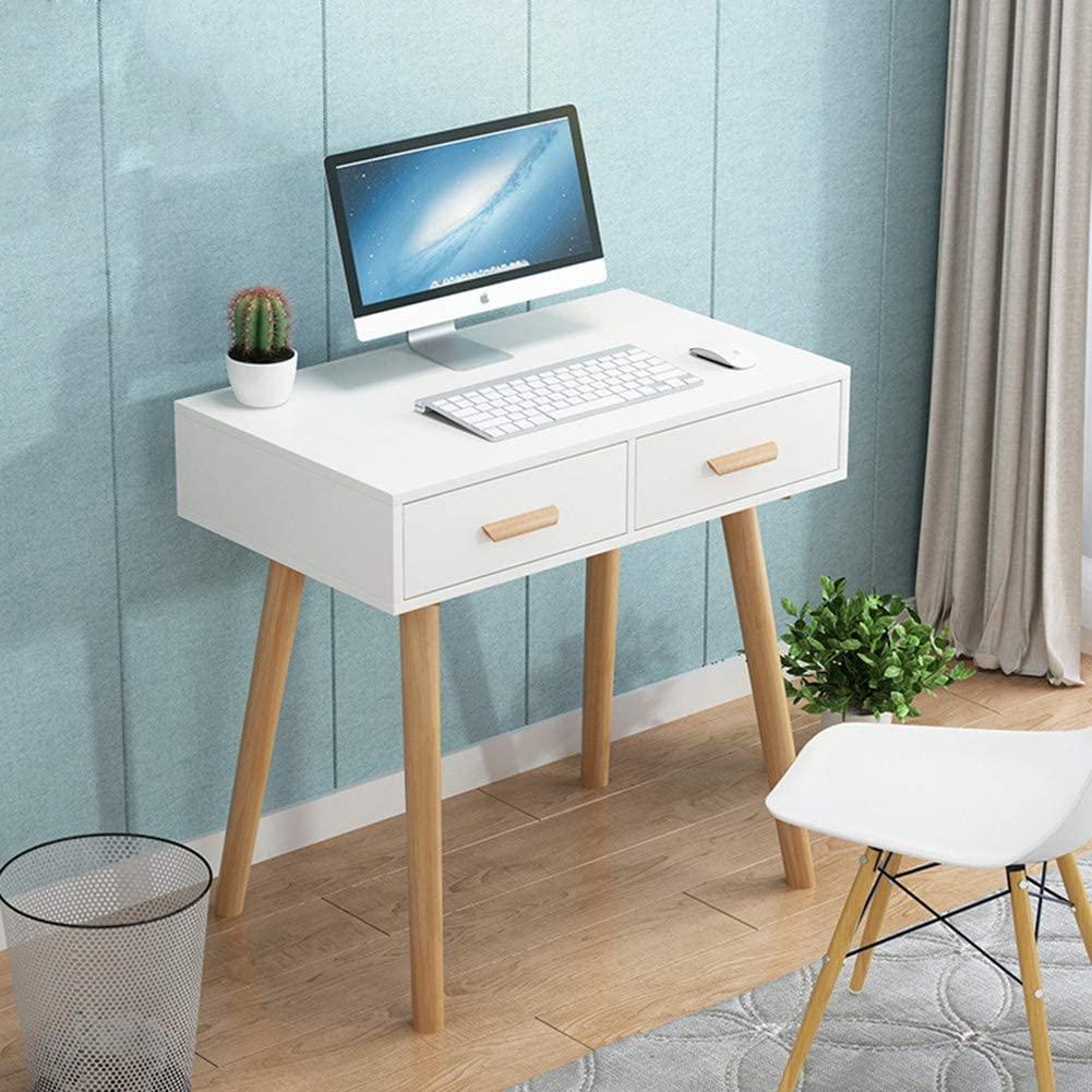 ZPEE Wooden Computer Desk Table