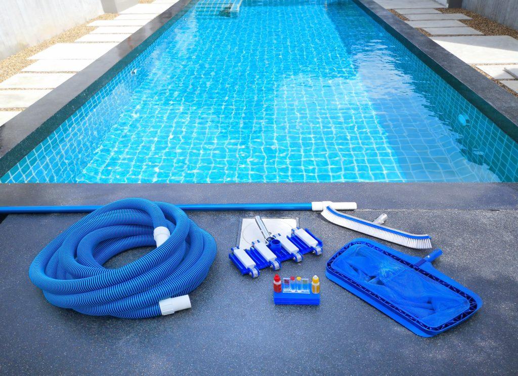 Swimming Pool Equipment.