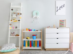 20 Best Storage Racks To Use For Your Kids' Room