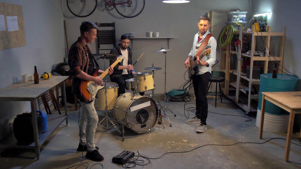 Music garage band