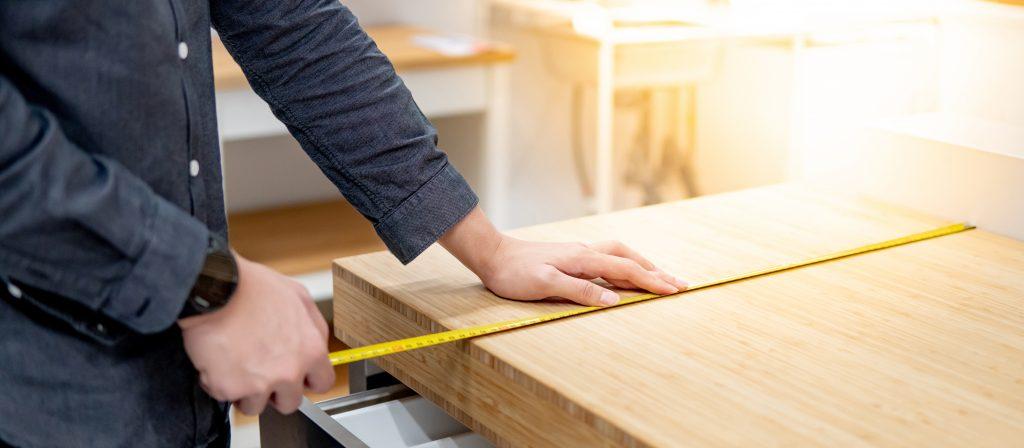 Measuring Wooden Board