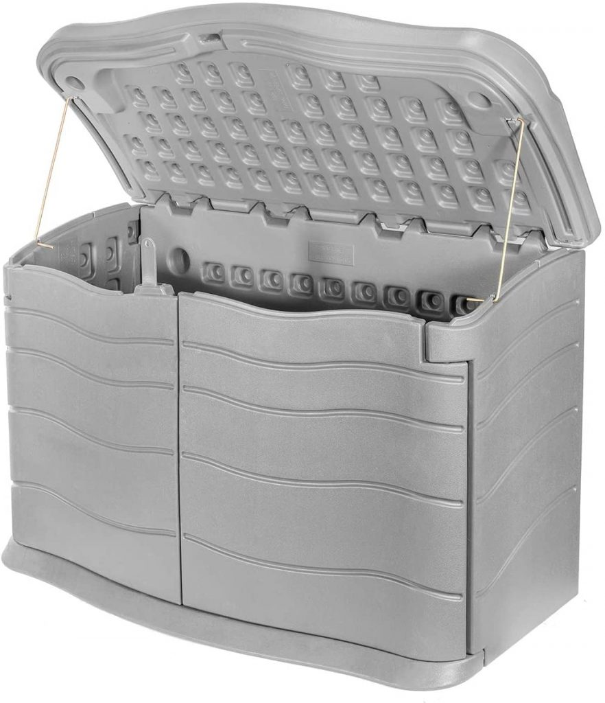 Barton Outdoor Multi-Function Storage Horizontal Storage