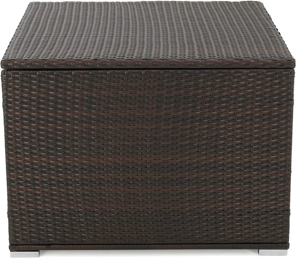 Christopher Knight Home Santa Rosa Wicker Storage Box