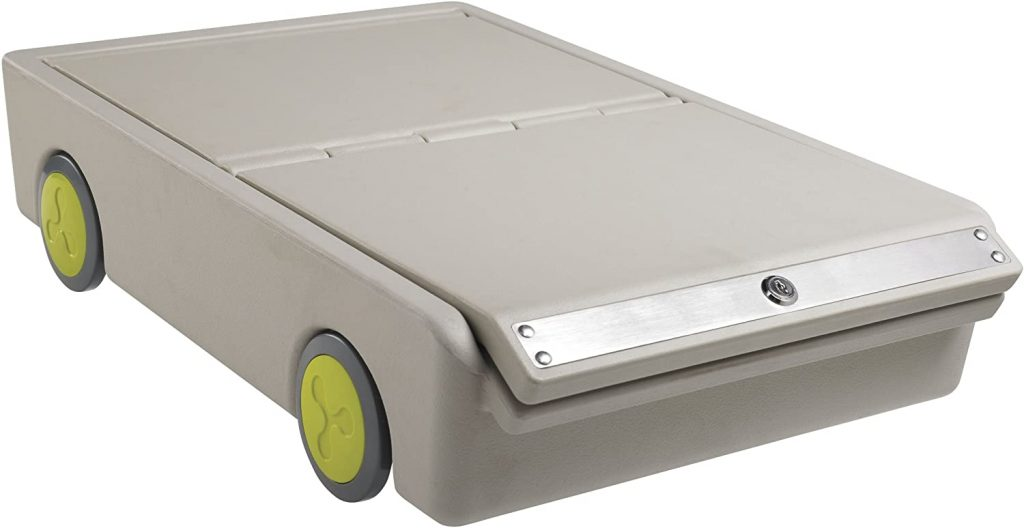 ECR4 Kids Lock and Roll Portable Under-Bed Personal Safe