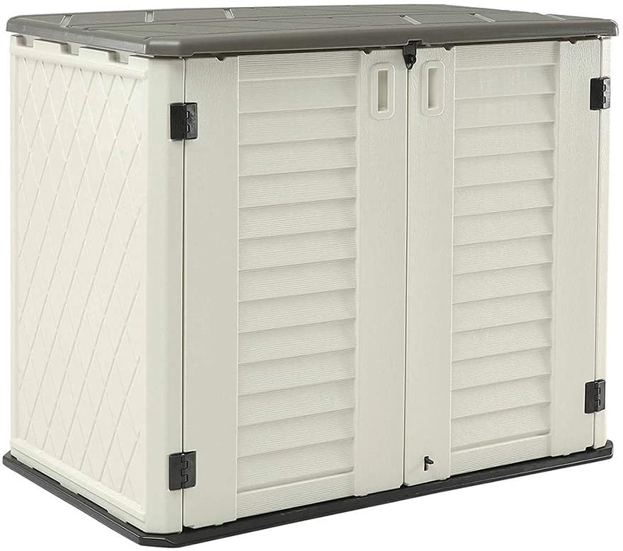 Homspark Multi-purpose Outdoor Storage Box