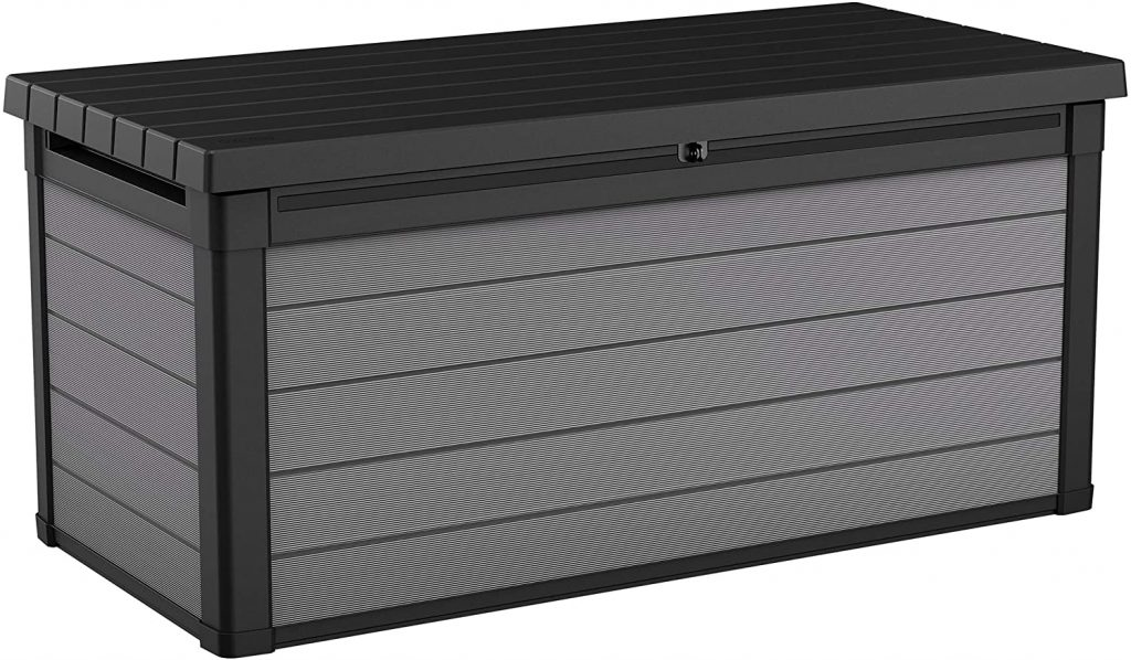 Keter Premier 150 Gallon Resin Large Deck Box