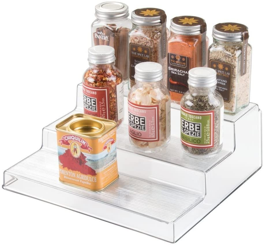 Plastic 3-Tier Spice Rack by iDesign