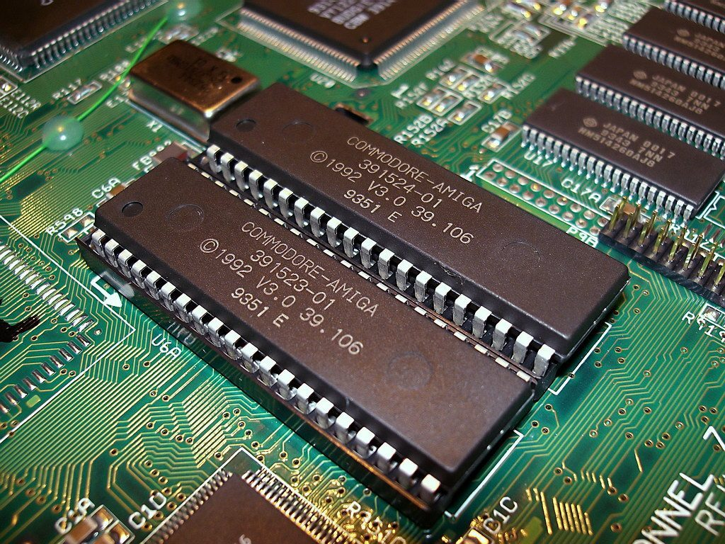 ROM chip