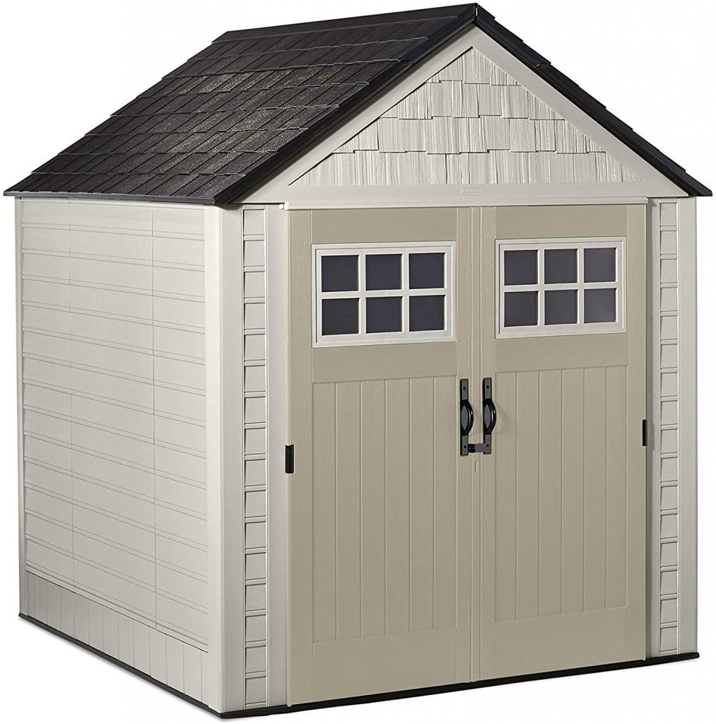 Rubbermaid Shed Bike Outdoor Storage