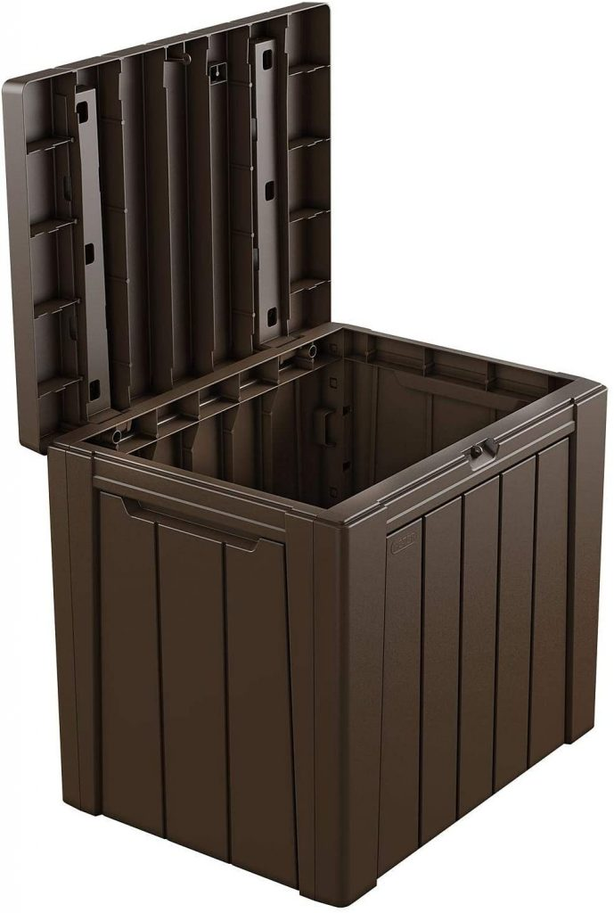 SC Classic 30-Gallon Outdoor Deck Box