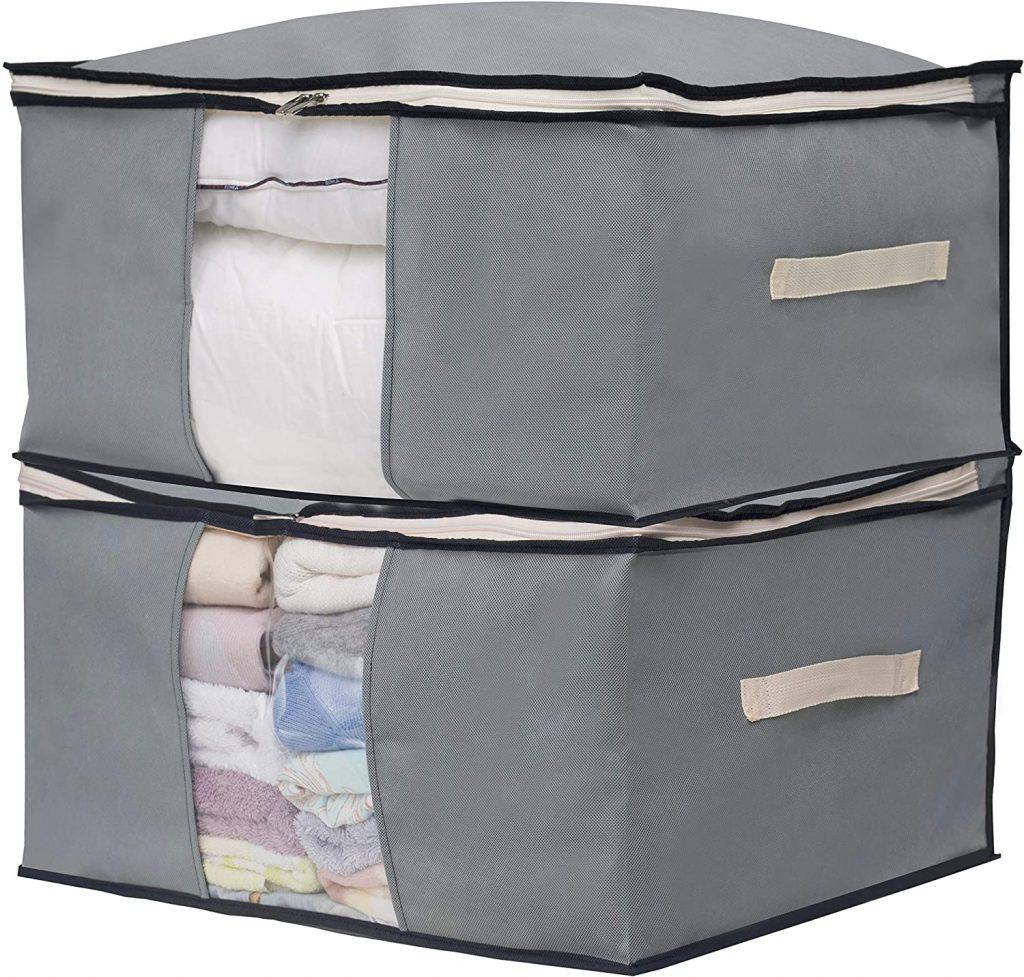 SLEEPING LAMB Breathable Blanket Storage Bag