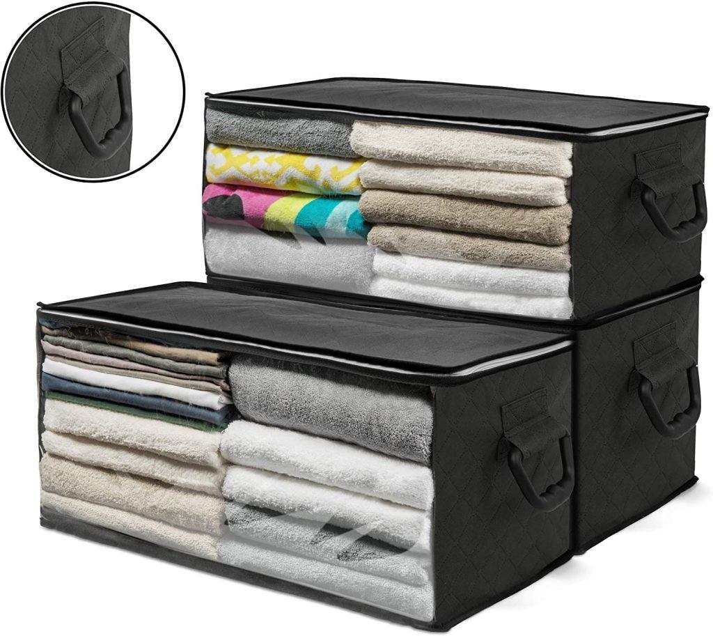 WAddie Rose Home 3 Pack Storage Bags