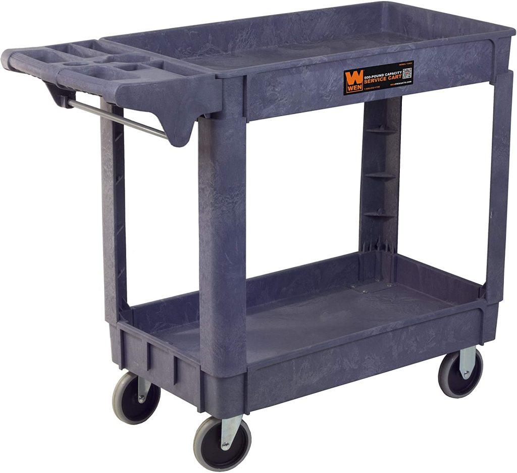 WEN 500-Pound Capacity Utility Cart
