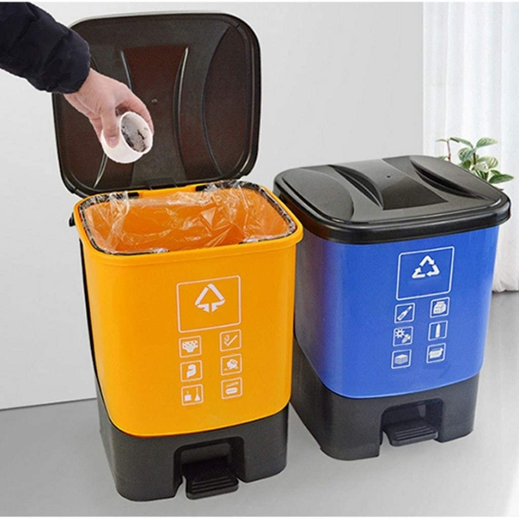 Zxb-Shop Trash and Recycling Container