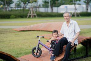 DIY Outdoor Bike Storage For Your Kids