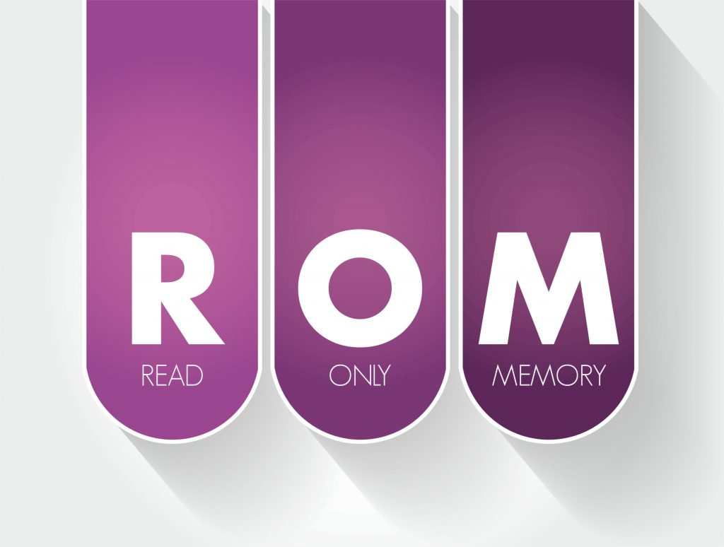 read only memory