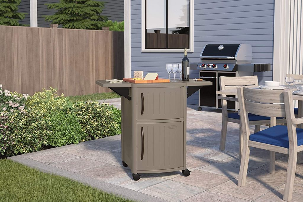 30 Best Outdoor Kitchen Cabinets You Should Go For | Storables