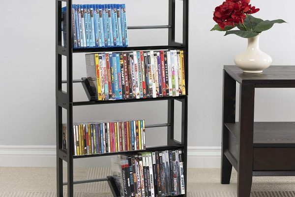 25 Best Video Game Shelf For The Avid Gamer