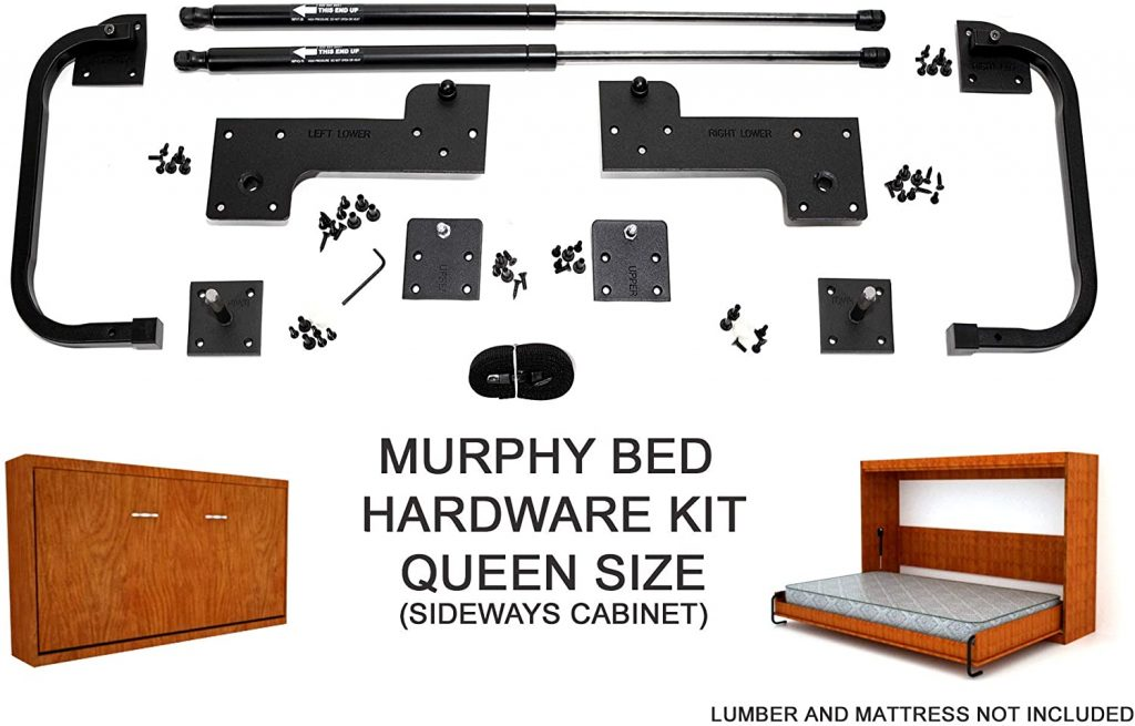 25 Best Murphy Bed Kit That Guarantee A, Twin Size Deluxe Murphy Bed Kit