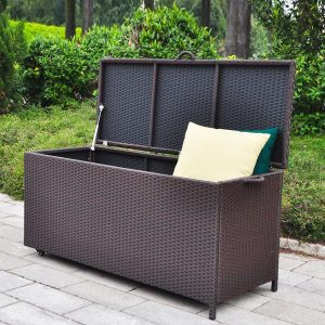 25 Ideal Deck Boxes for Your Outdoor Garden Storage Needs