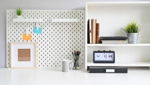 30 Best Desk Shelves To Store Your Office Supplies