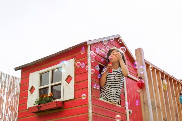 30 Best Outdoor Playhouse To Delight Your Kids