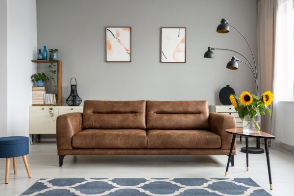 Leather Furniture: Choosing & Caring For Yours