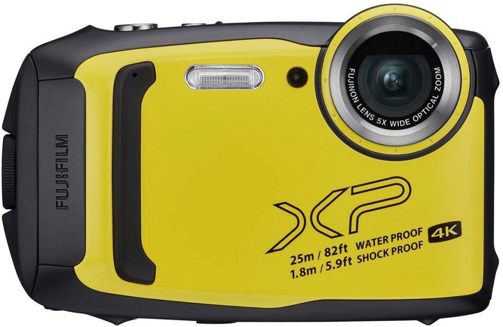 Fujifilm FinePix XP140 Waterproof Digital Camera w/16GB SD Card
