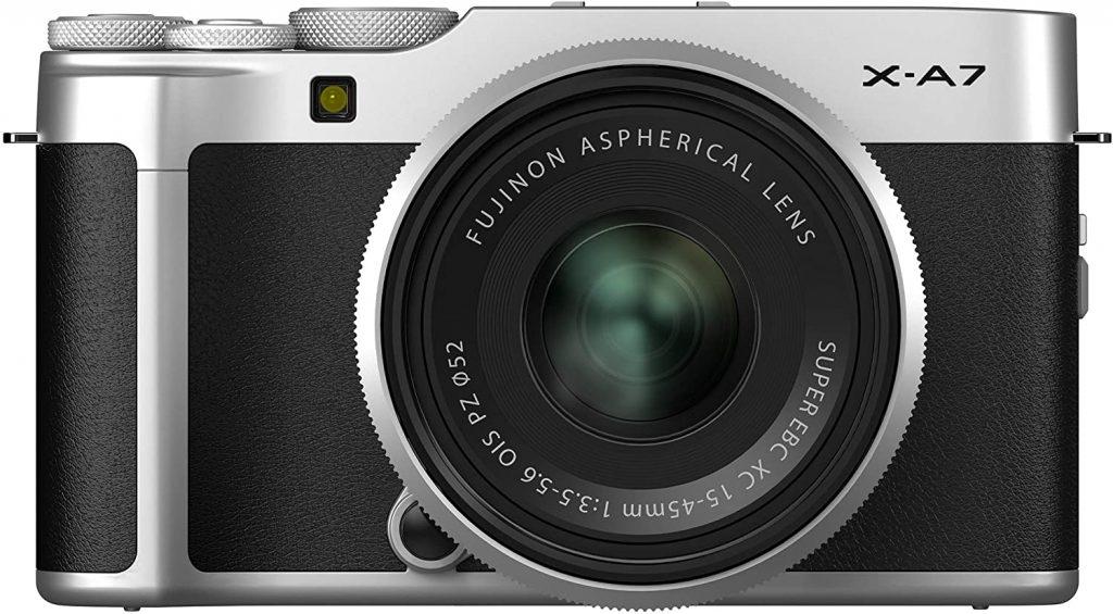 . Fujifilm X-A7 Mirrorless Digital Camera
