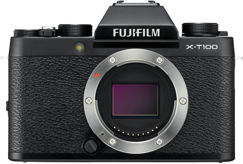 Fujifilm X-T100 Mirrorless Digital Camera