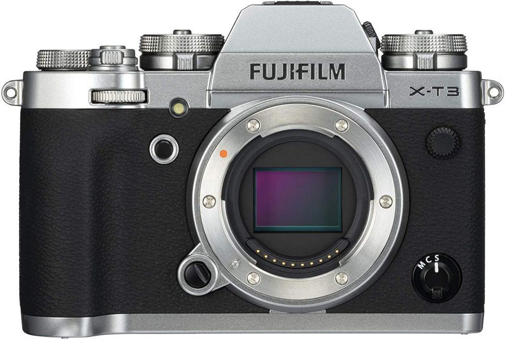 Fujifilm X-T3 Mirrorless Digital Camera