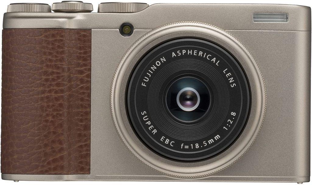 Fujifilm XF10 Digital Camera - Champagne Gold