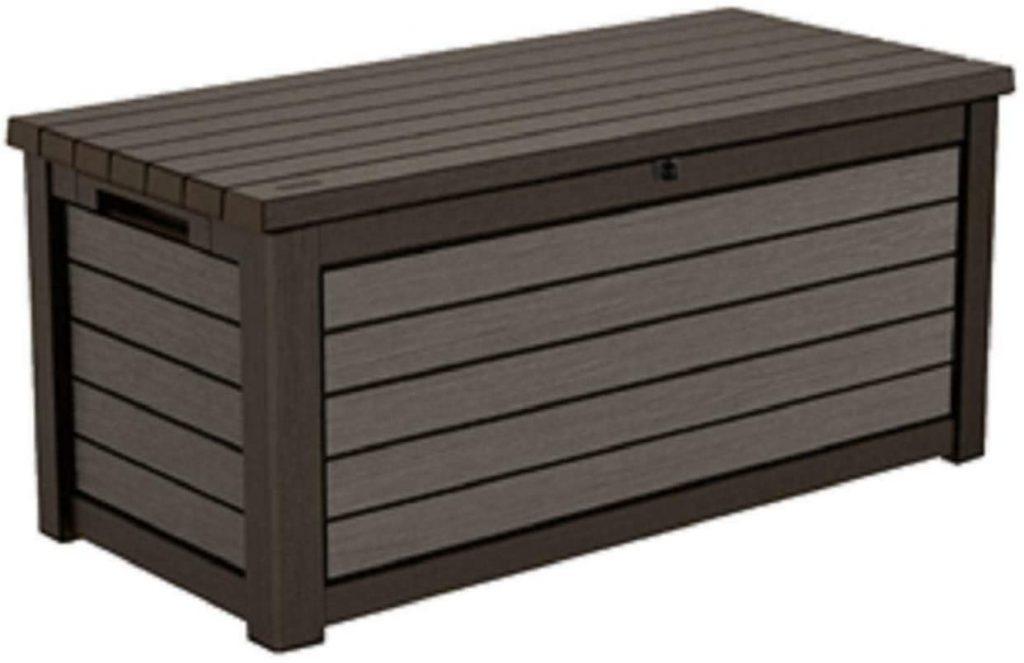 Under Deck Storage, Covered Deck Ideas, Under Deck Storage Box