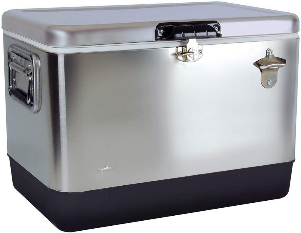 Koolatron Outdoor Storage Box, Waterproof Underdeck Storage